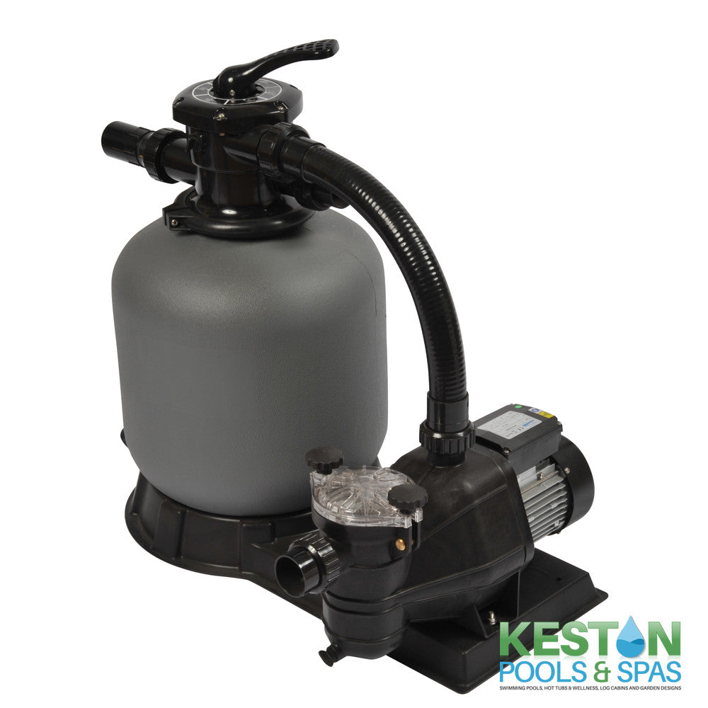 Acis Top Mount Sand Filter 14