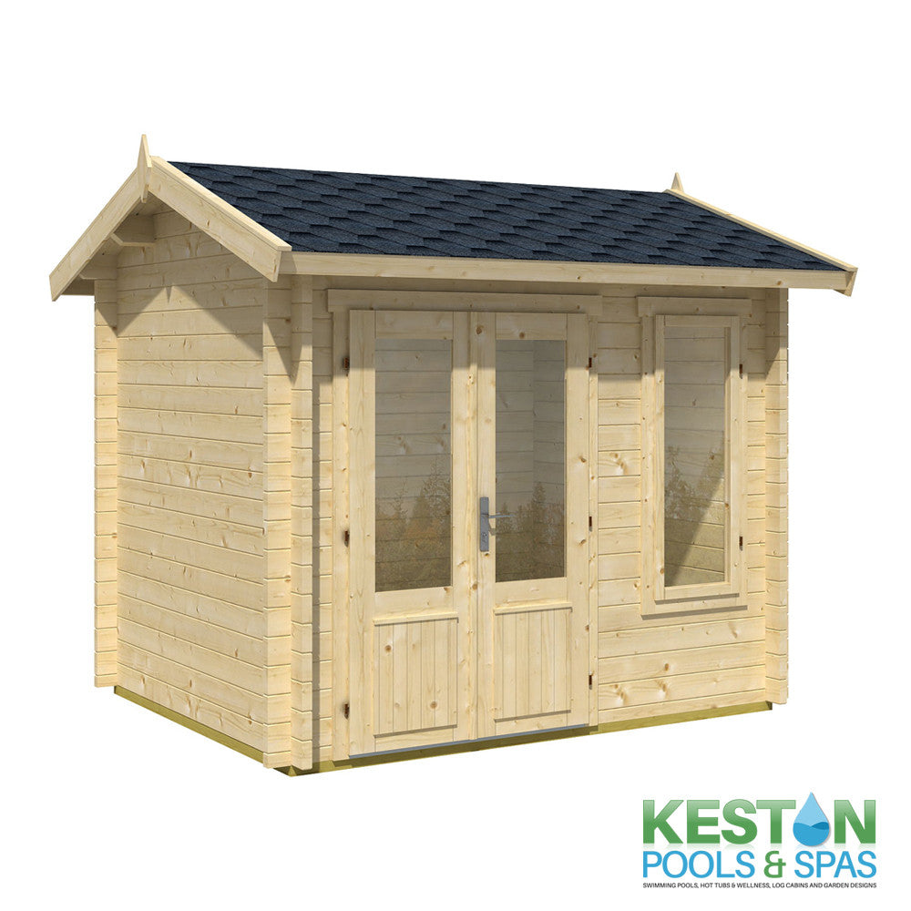 Alex Mini Log Cabin 4.61m2