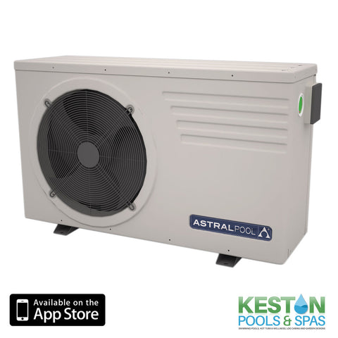 Astral Evoline 17 Outdoor Heat Pump 12.9KW