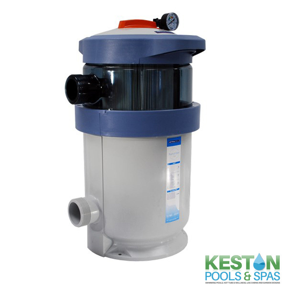 Astral self cleaning nanofibre cartridge filter keston for Self cleaning pond