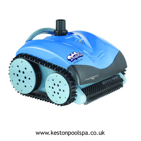 Dolphin Hybrid Suction Pool Cleaner