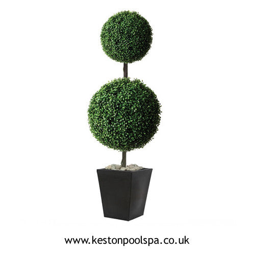 Artificial Double Ball Plant 4 Foot
