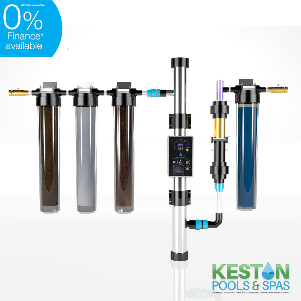 Pure Friendly Oxygen Mineral Filtered Drinking Water System