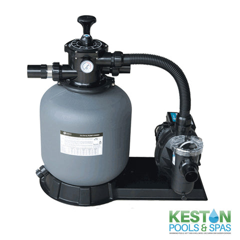 Poolstyle Top Mount Sand Filter 19