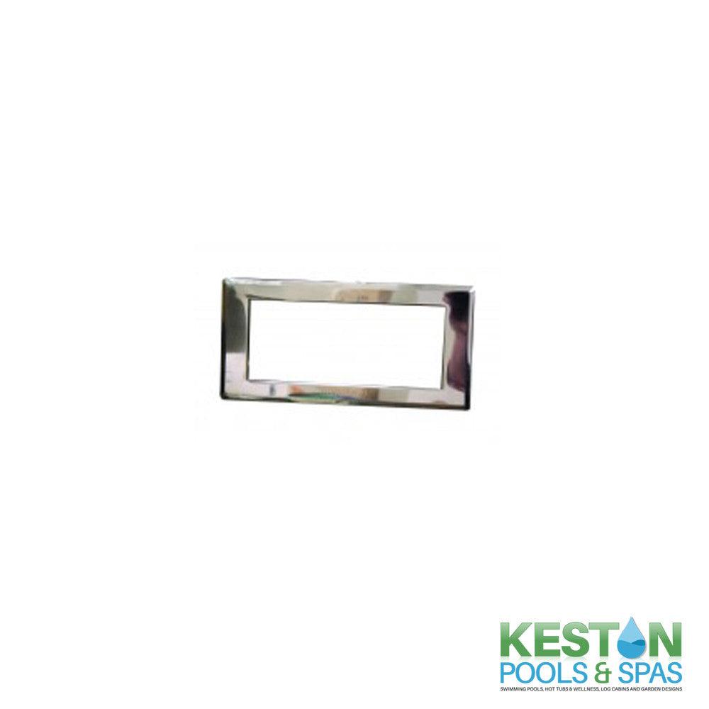 Certikin Stainless Steel Wide Angle Skimmer Cover Plate