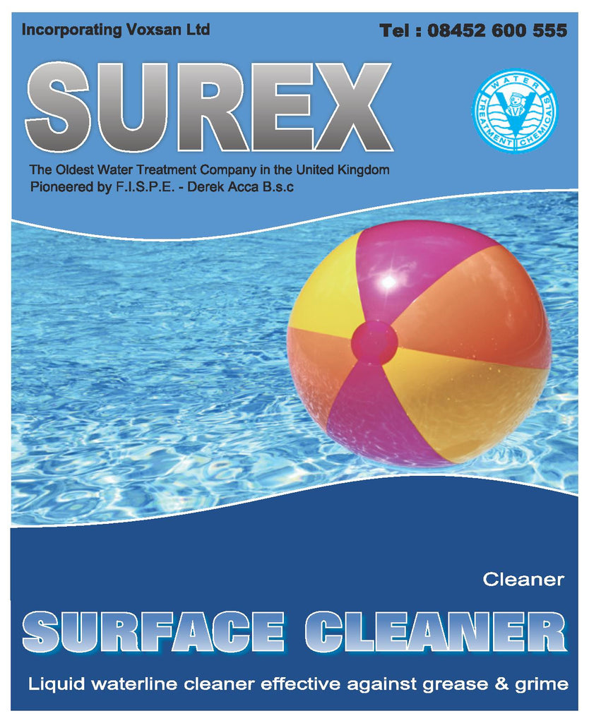 Surface Cleaner Spray for Spas 500ml