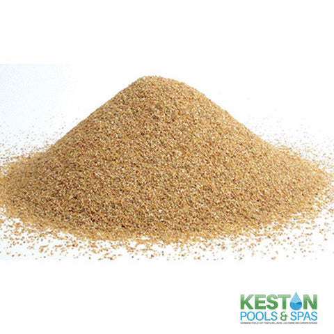 Pool Filter Sand 16/32 Grade Silica Sand