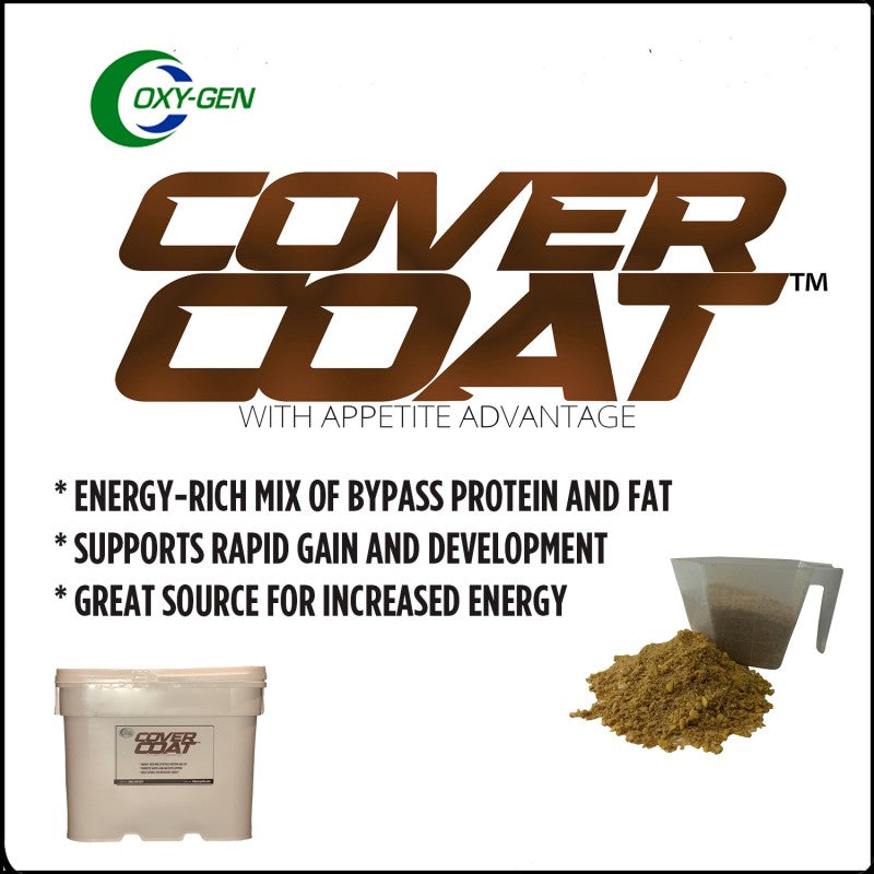 Cover Coat w/Appetite Advantage