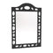 Big Wooden Wall Mirror, Dressing Bathroom Vanity Mirror
