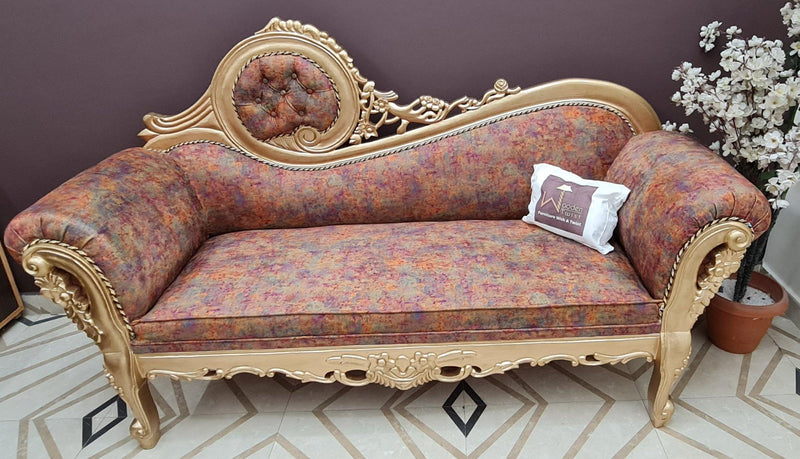 sheesham wood sofa couch
