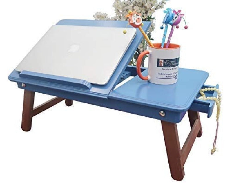 Wooden High Quality Laptop Table Foldable Laptop Table