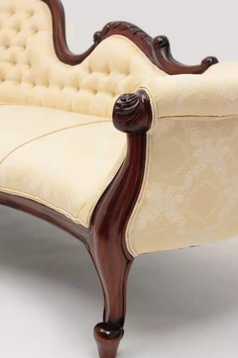 chaise lounge settee