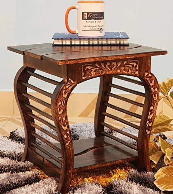 Lopat end table.