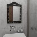 decorative mirrors for bathroom