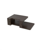 TV Entertainment Unit/Wall Set Top Box Stand Shelf