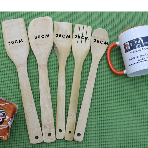 buy online wooden spoon in India