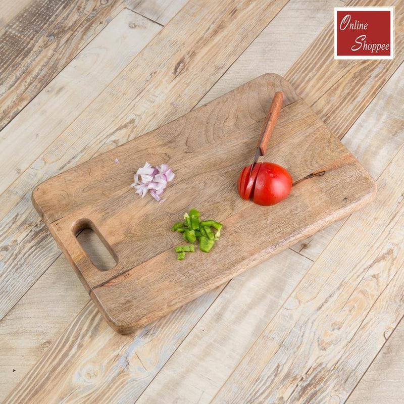 Solid Wood Kitchen Chopping Board