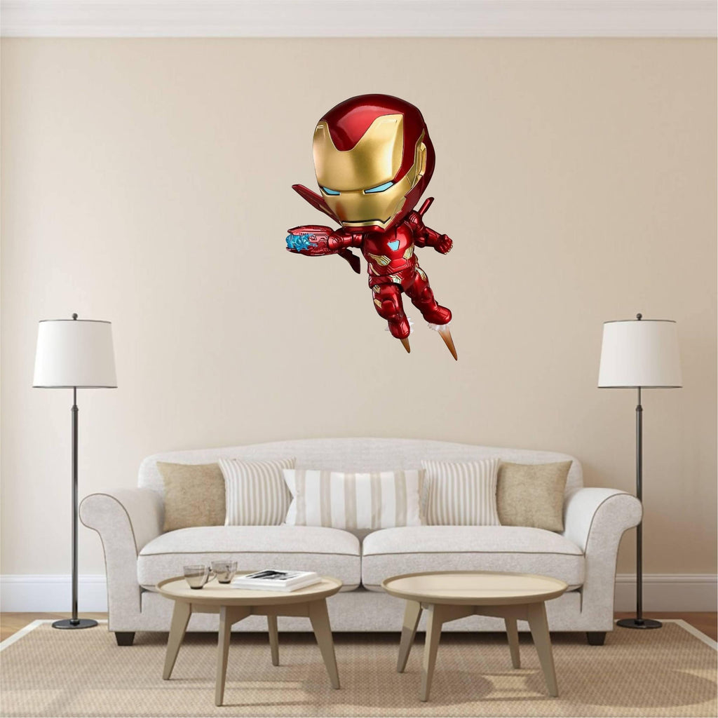 Iron Man Nendoroid Wall Sticker