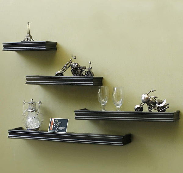 Beautiful Rectangular Wall Shelf