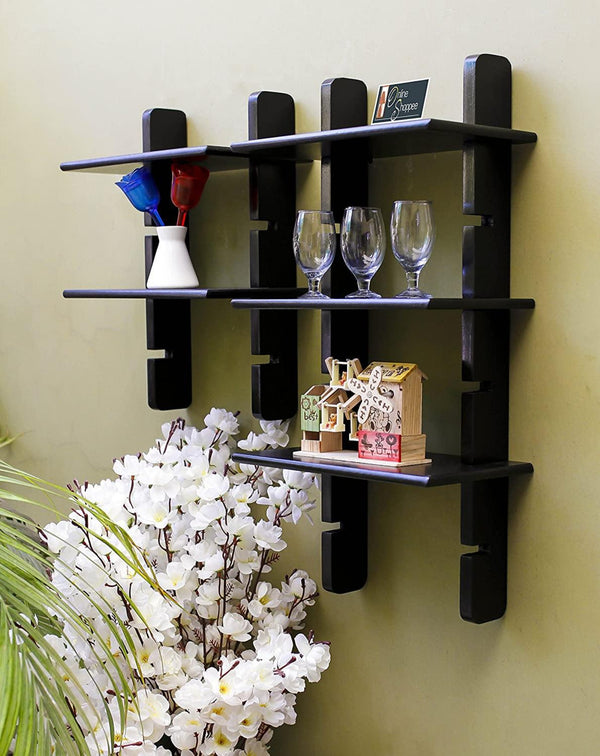 Beautiful Ladder Wall Shelf