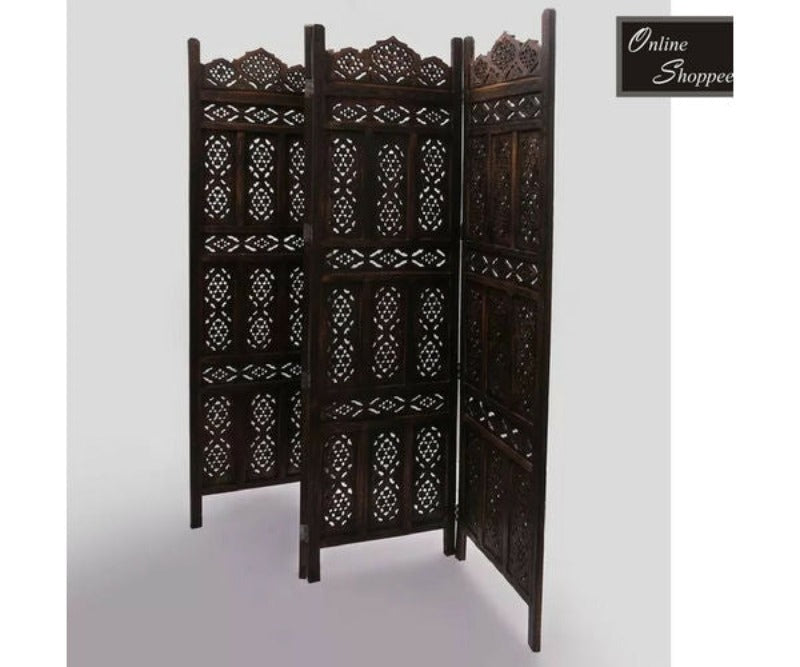 Wooden office screens dividers