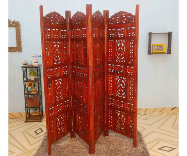 wooden dressing room screens dividers