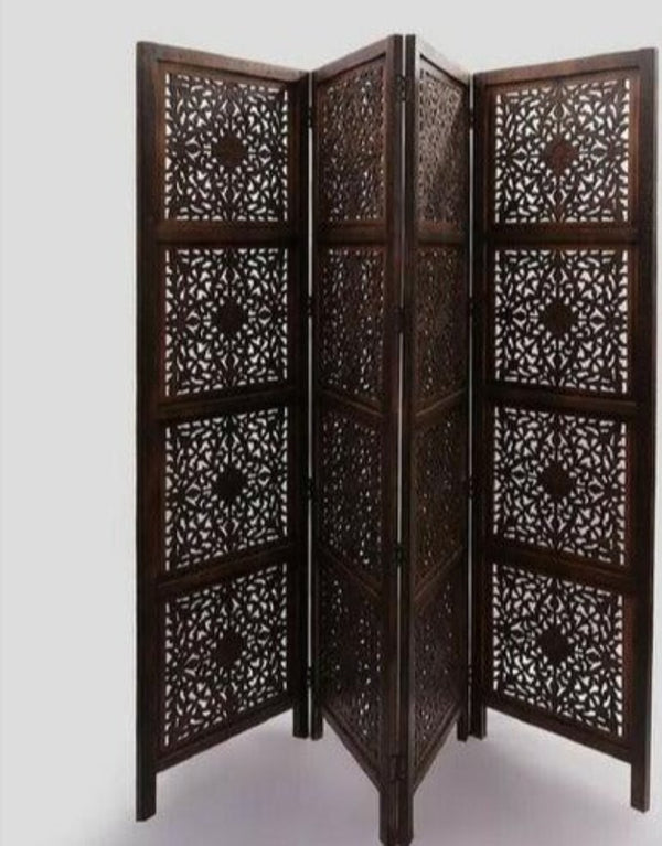wooden screens/dividers for bedrooms