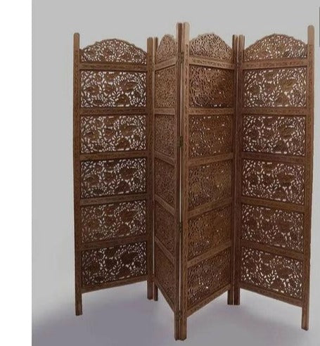 wooden screens/dividers for bedrooms  4 Panel