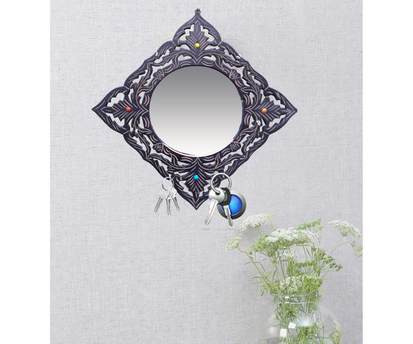 wooden decor mirrors best quality