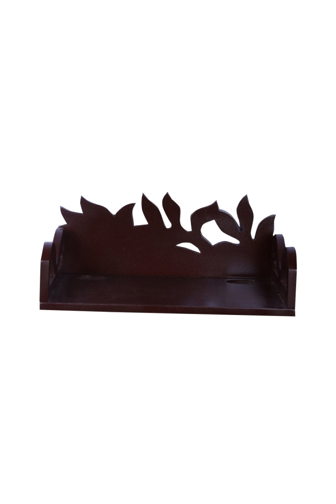Wooden Beautiful Design Set top box Stand Wall Shelf