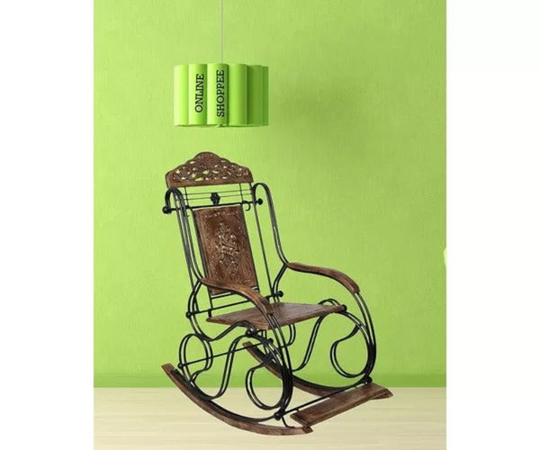 buy wooden rocking chair online in india