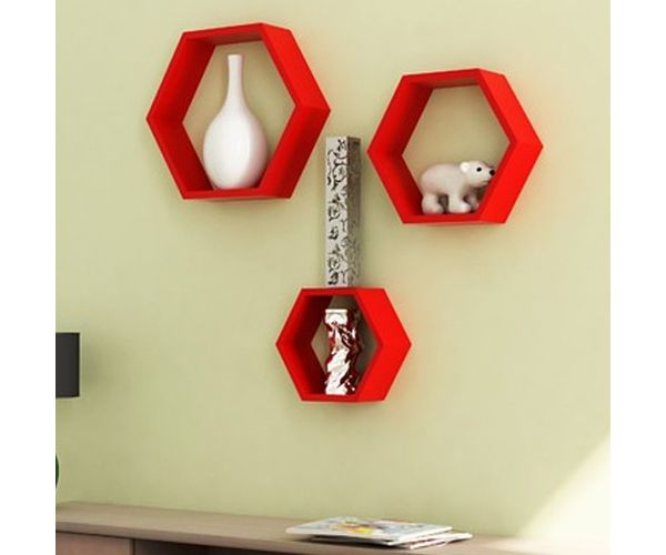 floating wall shelves ideas