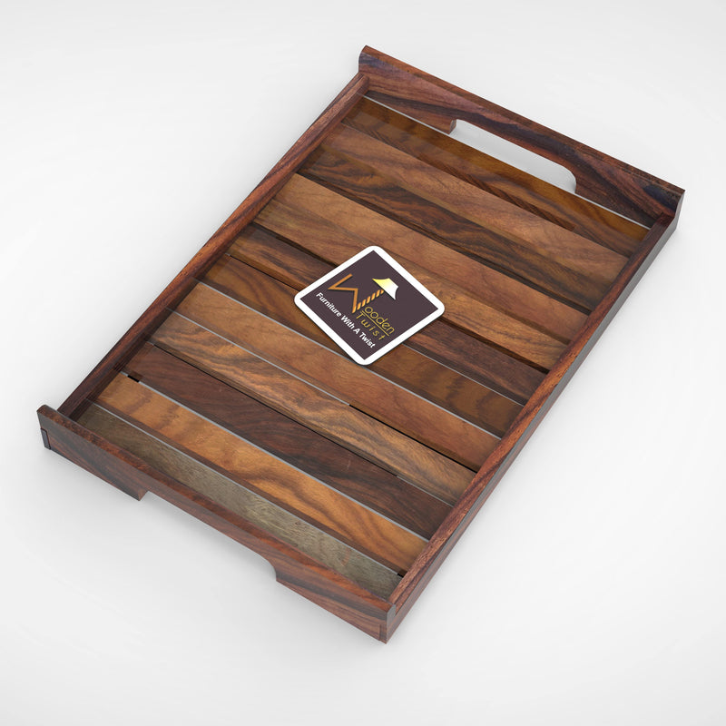 Perfect Wooden Serving Tray