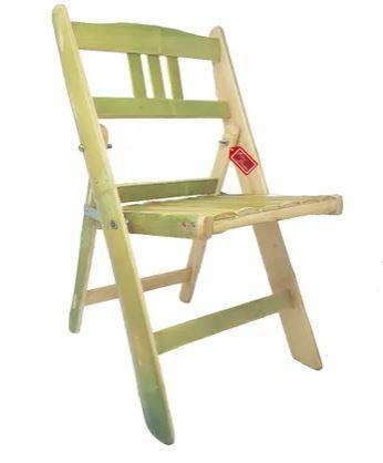 bamboo wood kids chair