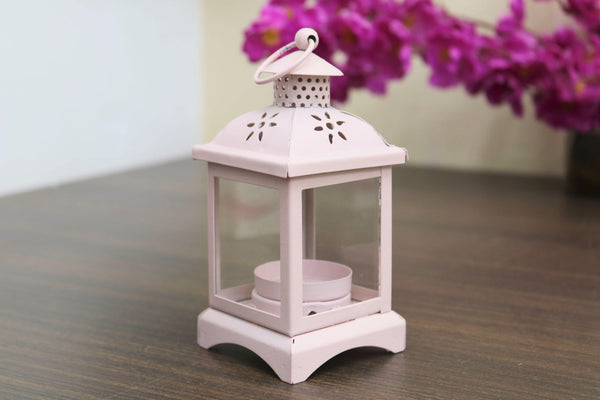 Decorative Hanging Tealight Candle Holder Lantern