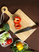 Pure Natural Wooden Decorative Chopping Board