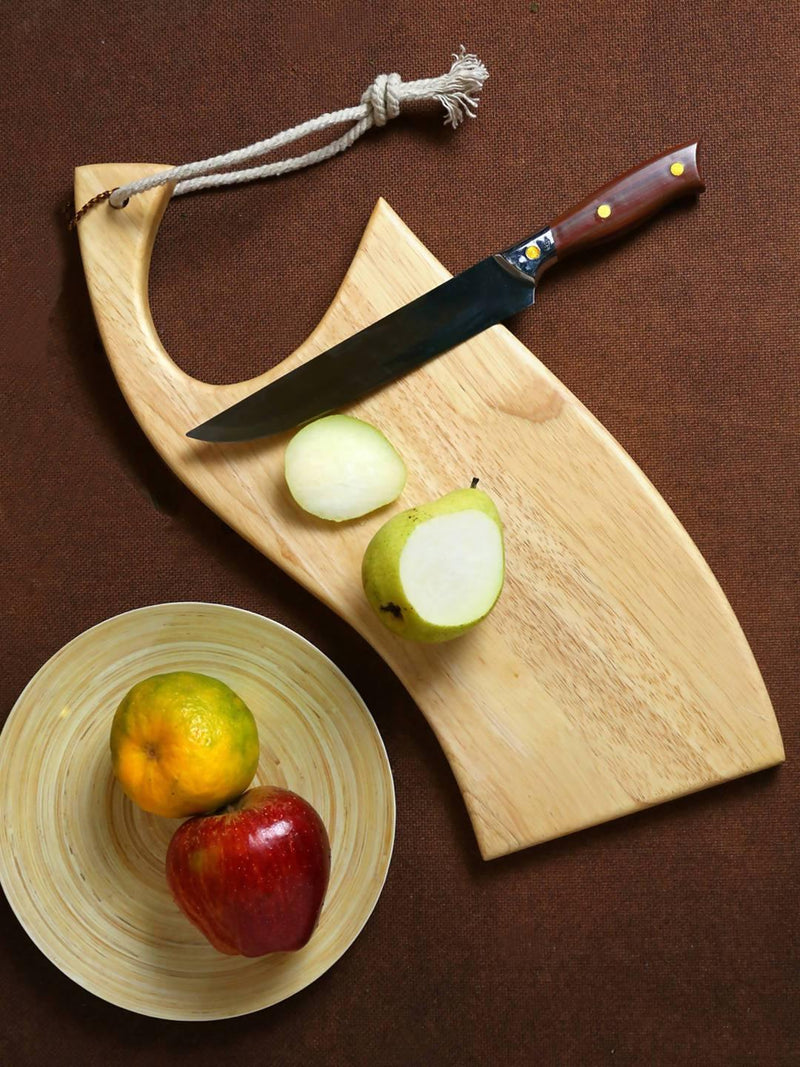 Pure Natural Wooden Contemporary Chopping Board