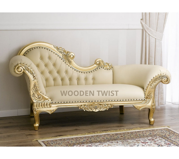 Sheesham wood sofa