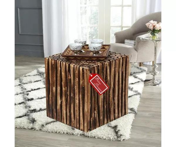 buy wooden stool online in india
