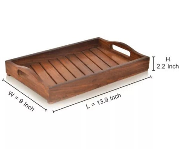Wooden Fancy Design Kitchen Ware Wood In Engraved Wood Serving Tray