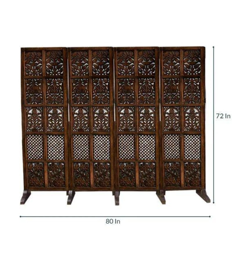 Royal Solid Wood Room Divider/Wood Separator/Office Furniture/Wooden Partition