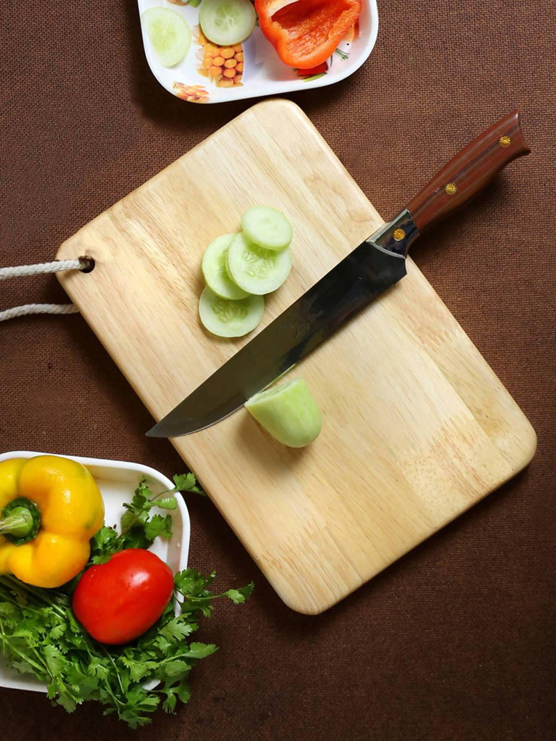 Pure Natural Wooden Simple Chopping Board