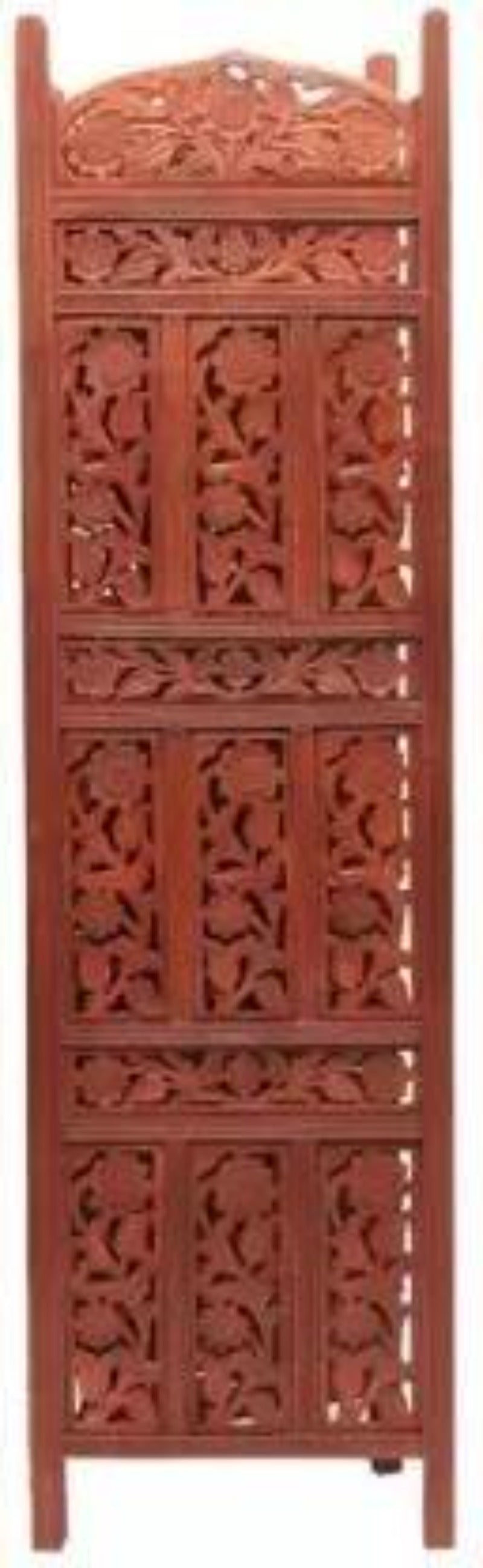 wooden decorative screen divider