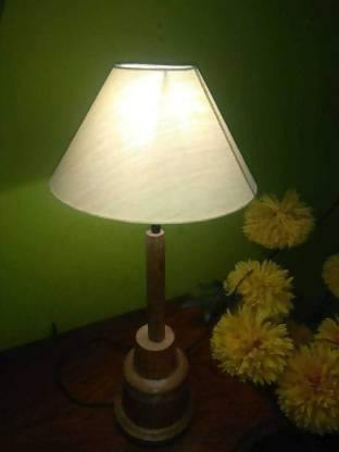 Natural Big Table Lamp
