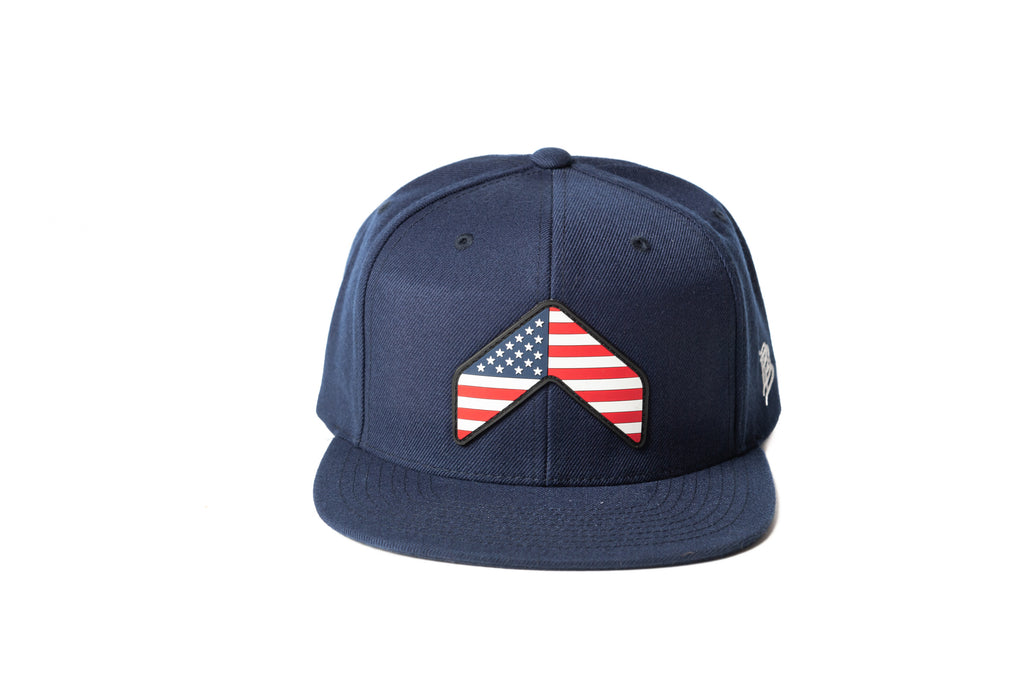 "July 4th Collaboration ""Navy"" - Teeupstore"