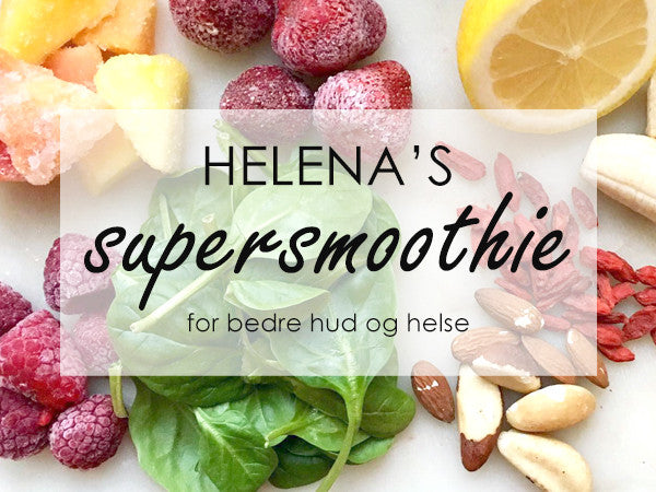 Helena's Super Smoothie