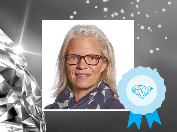 Intervju med diamanten Beate
