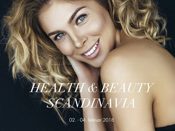 Møt oss på Health & Beauty messen