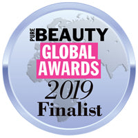 Pure Beauty Global Awards 2019 Best New International Breakthrough Brand