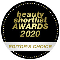 Editors choice - Beauty Shortlist Awards 2020